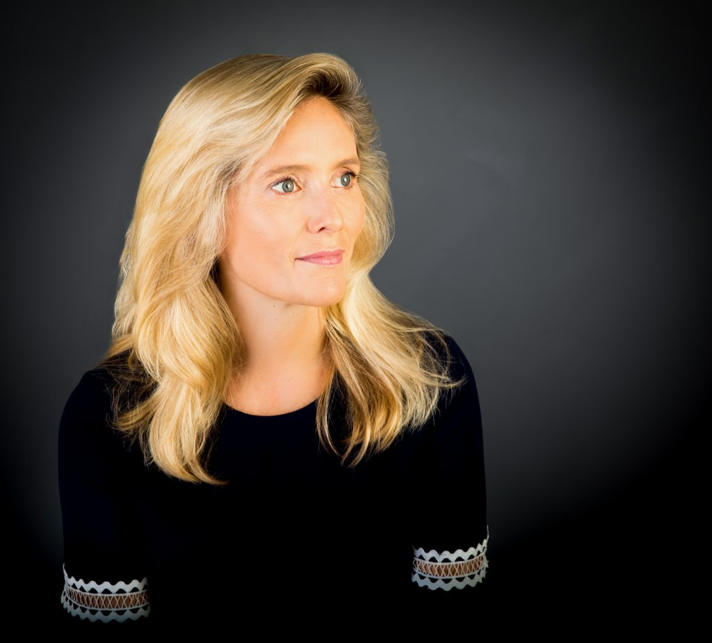 Sarah Hoit, Founder & CEO of Connected Living